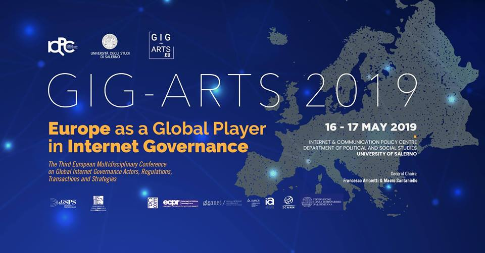 Europe as a global player in Internet governance